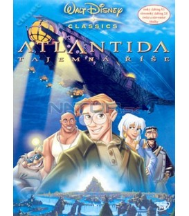Atlantída: Stratená ríša (Atlantis: The Lost Empire)