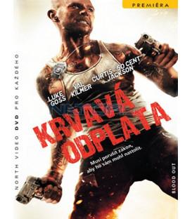 Krvavá odplata (Blood out) DVD