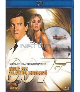 Muž se zlatou zbraní -Blu-ray (The Man With The Golden Gun)