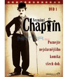 Neznámý Chaplin 1   (Unknown Chaplin) DVD