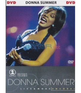 Donna Summer - Live & More Encore! DVD