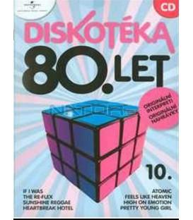 Diskotéka 80. let - 10. CD