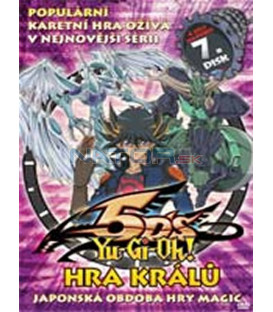 Yu-Gi-Oh 5D´s – 7. DVD – SLIM BOX