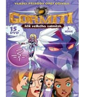GORMITI – 15. DVD (Gormiti)