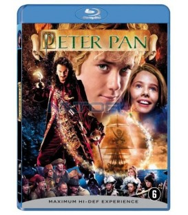 Petr Pan -Blu-ray (Peter Pan)