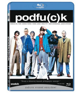 Podfu(c)k -Blu-ray (Snatch)