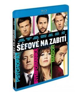 Šéfové na zabití (Blu-ray)  (Horrible Bosses)