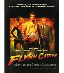 Flynn Carsen 2: Návrat do dolů krále Šalamouna  (Librabrian 2)