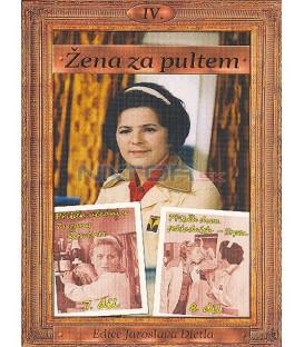 Žena za pultem 4 - díly 7 a 8 DVD
