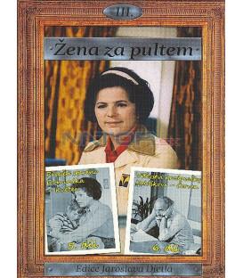 Žena za pultem 3 - díly 5 a 6 DVD