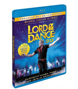 Lord of the Dance (Blu-ray) 2D+3D  (Lord of the Dance 3D)