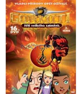 GORMITI – 16. DVD (GORMITI)