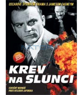 Krev na slunci (Blood on the Sun) DVD