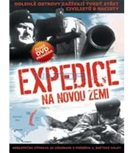 Expedice na Novou zemi (Letňaja poježďka k morju) DVD