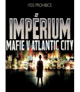 Impérium - Mafie v Atlantic City, 1. sezóna 5DVD (Boardwalk Empire)