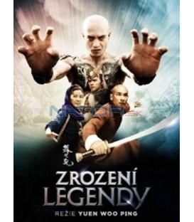 Zrození legendy (Su Qi-Er / True Legend) DVD