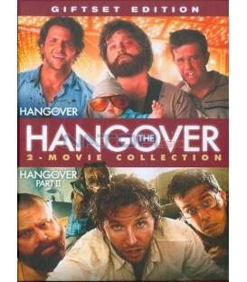 Pařba ve Vegas + Pařba v Bangkoku 2DVD (+ dárkový balíček Vlčí smečky)   The Hangover Part I + Part II