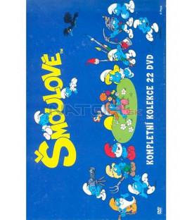 Kompletní kolekce: Šmoulové 22 DVD