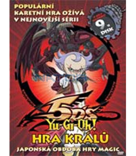 Yu-Gi-Oh 5D´s – 9. DVD – SLIM BOX