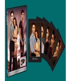 Twilight Saga: Rozbřesk - Část 1. 2 DVD + dárek 5 ks fotek do rámčeku (The Twilight Saga: Breaking Dawn: Part One)