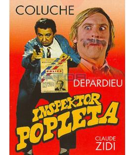 Inspektor Popleta (Inspecteur la Bavure) DVD