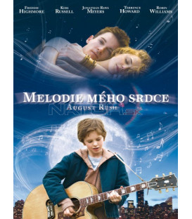 Melodie mého srdce  (August Rush)  DVD