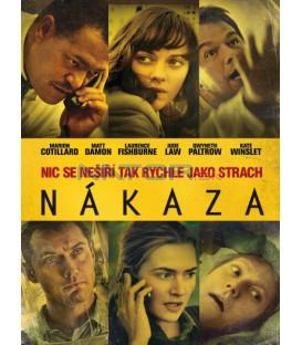 Nákaza 2011 (Contagion) DVD