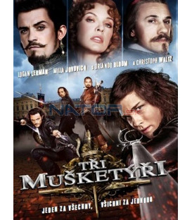 Tři mušketýři  - 2011 (The Three Musketeers ) DVD