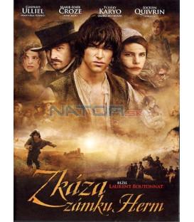 Zkáza zámku Herm (Jacquou le croquant) DVD