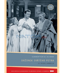 Dáždnik svätého Petra (1958) DVD
