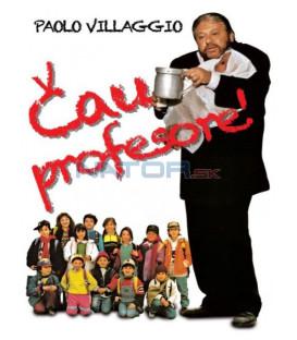 ČAU, PROFESORE!   (IO SPERIAMO CHE ME LA CAVO) DVD