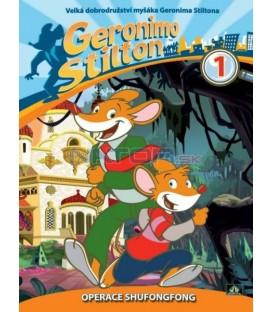 Myšák Geronimo Stilton 1