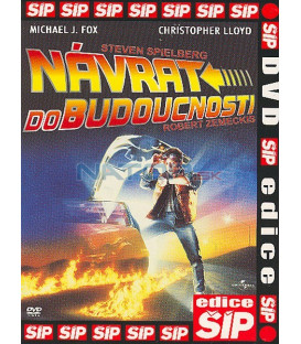 Návrat do budoucnosti (Back to the Future) DVD
