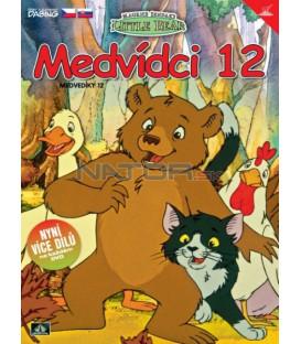 MEDVÍDCI 12 DVD