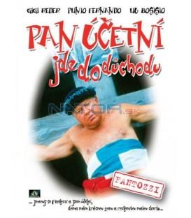 Pan účetní jde do důchodu   (Fantozzi va in pensione) DVD
