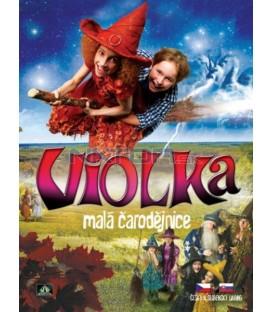 VIOLKA, MALÁ ČARODĚJNICE   (FOEKSIA DE MINIHEKS)
