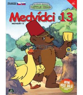 MEDVÍDCI 13 DVD