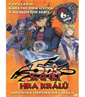 Yu-Gi-Oh 5D´s – 6. DVD – SLIM BOX