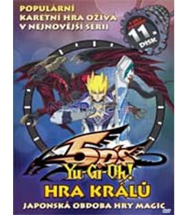 Yu-Gi-Oh 5D´s – 11. DVD – SLIM BOX