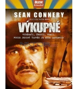 Výkupné (The Terrorists) DVD