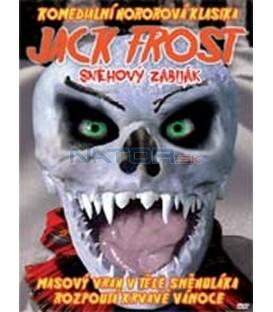 Jack Frost: Sněhový zabiják Jack Frost (Jack Frost) – SLIM BOX