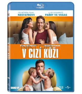 V cizí kůži ( The Change-Up ) 2011 Blu - Ray