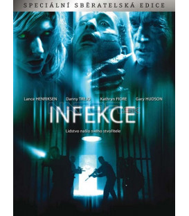 Infekce (Necessary Evil) DVD