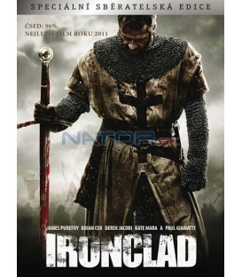 Templár (Ironclad) DVD