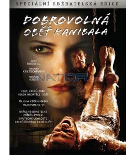 Dobrovolná oběť kanibala (Rohtenburg) DVD
