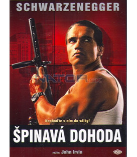 Špinavá Dohoda (Raw Deal) DVD