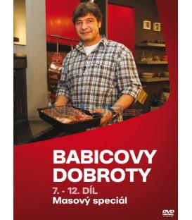 Babicovy dobroty - Masový speciál - 7. - 12. dil / 2010 DVD