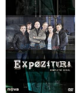 8 DVD kolekce Expozitura / 2010