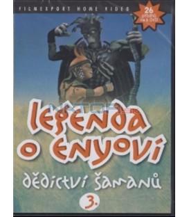 Legenda o Enyovi - Dědictví šamanů 3. (Legend of Enyo)
