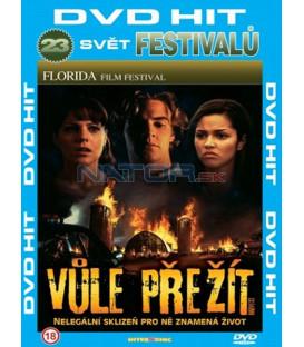 Vůle přežít   (Harvest) DVD